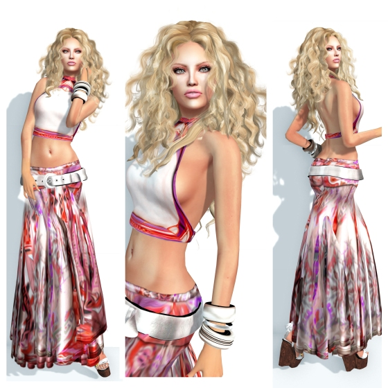 Indyra Originals - Alais Bohemian Set
